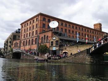 ロンドン・カムデンタウンの画像
