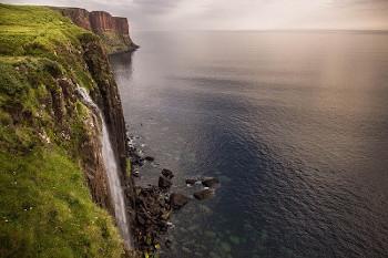 スコットランド・スカイ島の画像