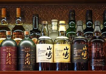 戸河内ウイスキーのボトル画像