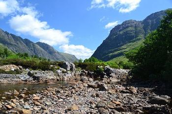 Ben Nevis ベン・ネビス山