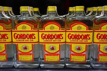 ゴードンドライジンのボトル画像
