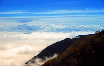 komagatake 駒ヶ岳からの雲海