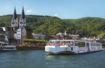 Rhein ライン川