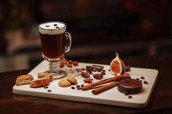 アイリッシュコーヒーの画像