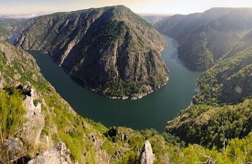 ガリシア州オウレンセ県のリベイラ・サクラの画像