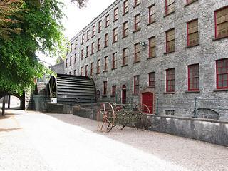 旧ミドルトン蒸溜所の画像