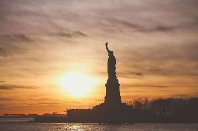 Statue Of Liberty 自由の女神像