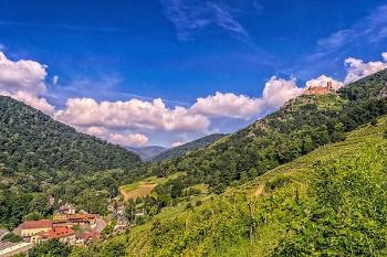 Alsace フランスアルザス地域