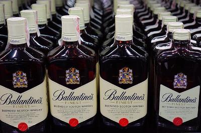 バランタインファイネストのボトル画像