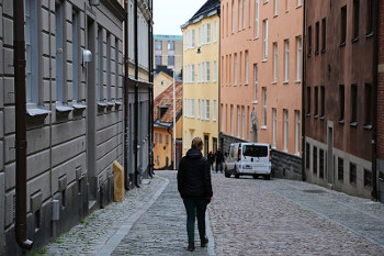セーデルマルムの街の画像