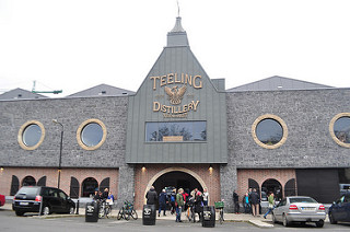 Teeling Distillery ティーリング蒸留所