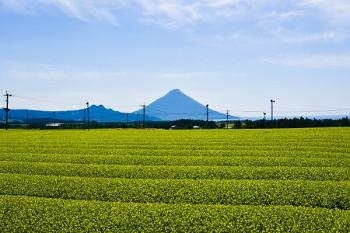 開聞岳の画像