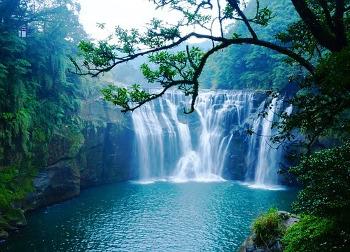 Taiwan 台湾の滝
