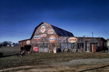 テネシー州の農村の画像