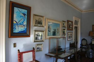 The Ernest Hemingway Home&Museum フロリダ州キーウエスト にあるヘミングウェイの家