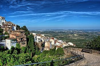 Andalucia シェリーの生産地、スペインのアンダルシア