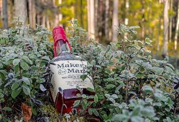 メーカーズマークのボトル画像