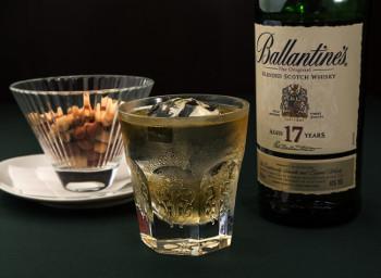Ballantine17 バランタイン17年