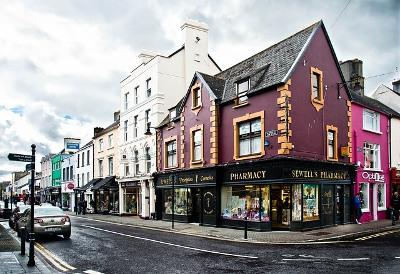 Killarney アイルランド・ケリー州キラーニーの街