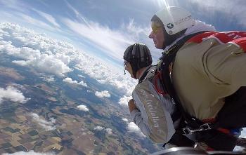 Sky Diving スカイダイビング