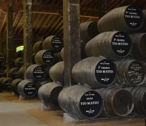 シェリー樽の画像