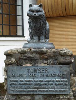 Towser(Glenturret Distillery) グレンタレット蒸留所のタウザー