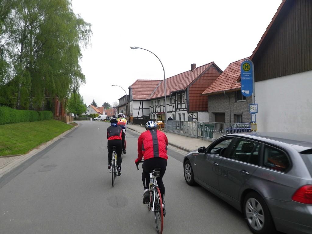 Auf gehts über Remlingen,Roklum, Winningstedt...