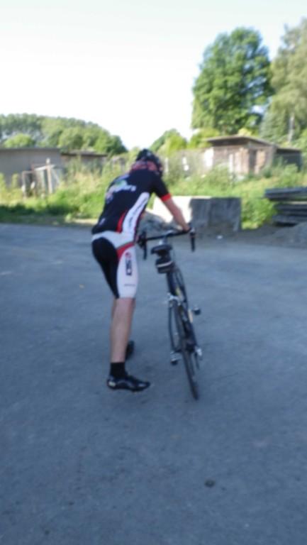 ...welche Rad und Reiter schadlos überstanden
