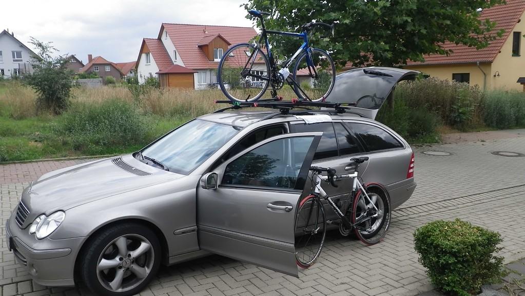 Auf geht's zu den Cyclassics nach Hamburg