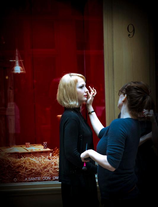 A Paris Photographer - Fashion photography in Paris