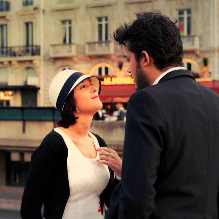 A Paris Photographer - Couples Paris photography
