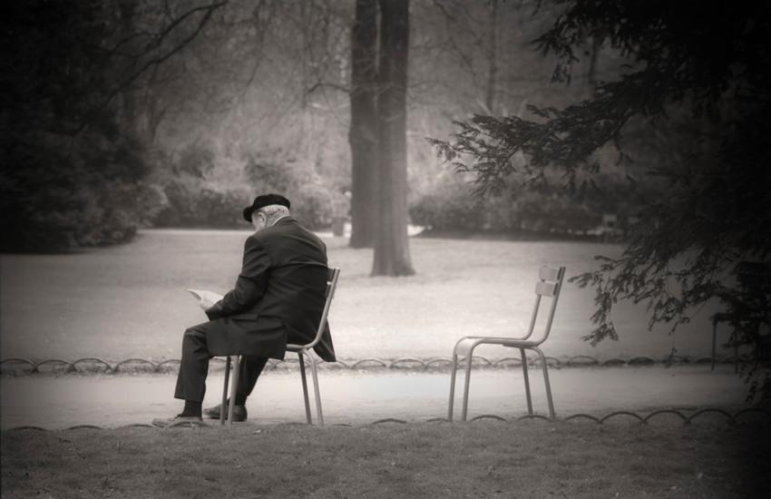 A Paris Photographer - Fine art Paris - Parc du luxembourg