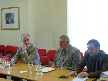 "Seminary on ""Resistance in Latvia"", Madrid, May 2011"