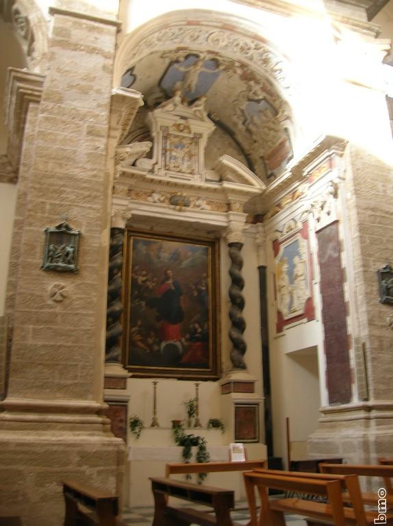 Chiesa San Michele - interni
