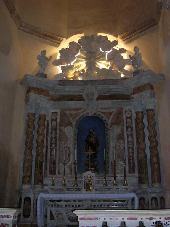 Cattedrale Santa Maria - Interno