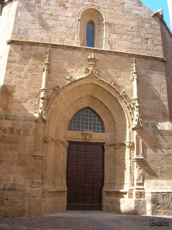 Porta secondaria Cattedrale Santa Maria