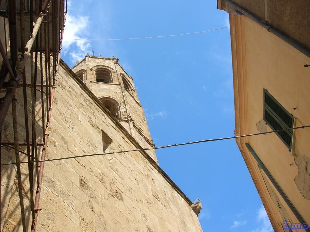 Veduta Campanile Cattedrale Santa Maria