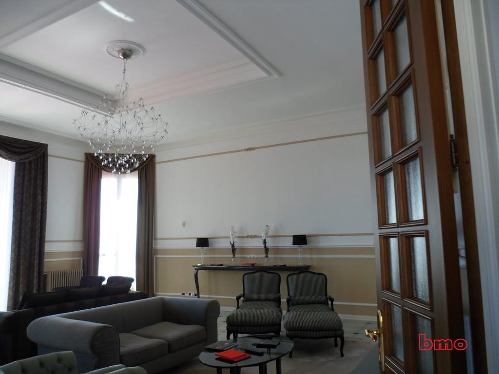 Salotto Villa Mosca