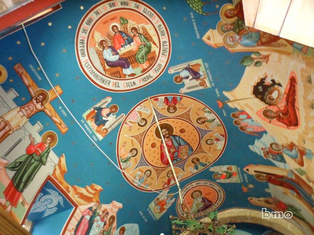 Chiesa Ortodossa di Santa Barbara - Interni