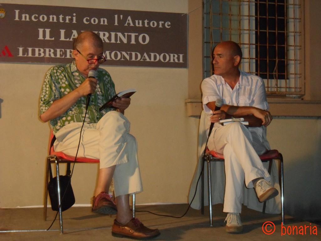 """02.08.12 Presentazione del libro 1911. """"Itri, i giorni del massacro di Antonio Budruni"""""""