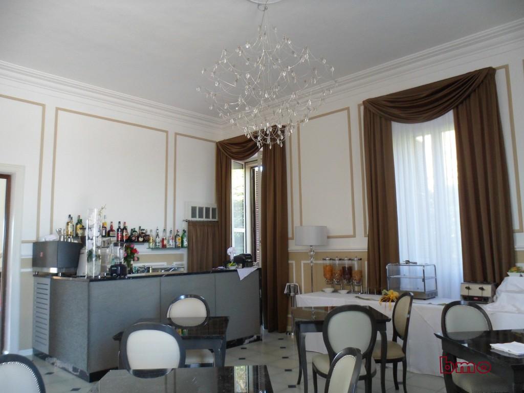 Sala da pranzo Villa Mosca