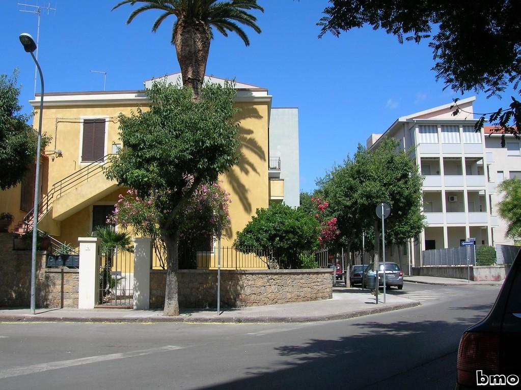 Via Sant'Agostino angolo Via Deledda/Via Veneto