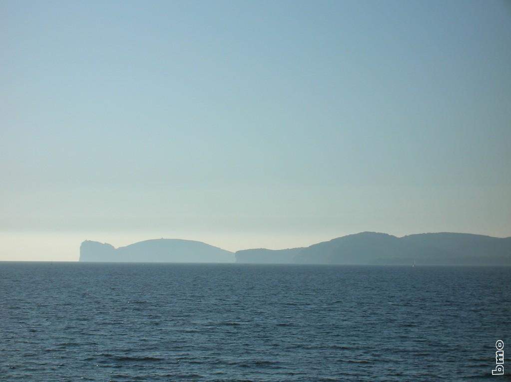Panorama su Capo Caccia