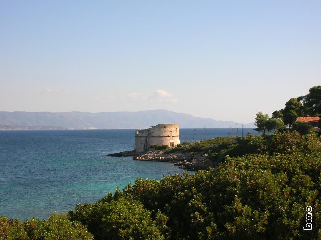 """Torre del """"Lazzaretto"""""""