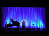 2015-03 稲村なおこ心をつむぐ歌コンサート   秦野区立南小学校