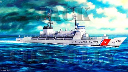 Coast Guard Cutter Rush
