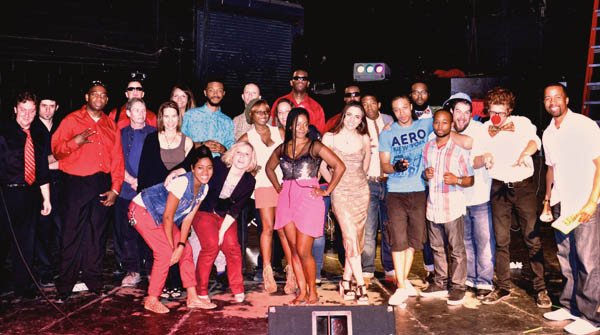 RAW Showcase Group Photo