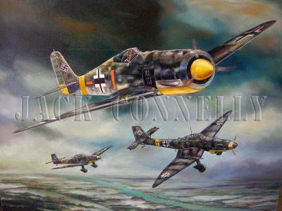 Focke Wulf & Stukas
