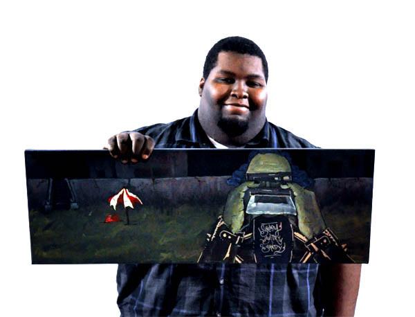 Fellow showcase artist - Joseph Walker