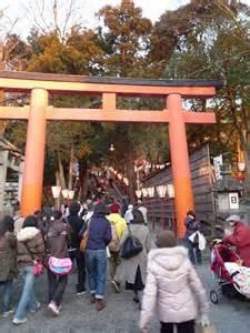 2月 吉田神社 節分祭 吉田神社の近くにティオペペはございます